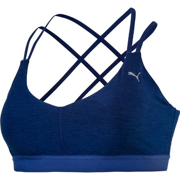 Puma Damen Sports-BH Yogini Lux Strappy