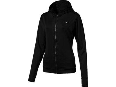 Puma Damen Jacke Essential Jacket Schwarz