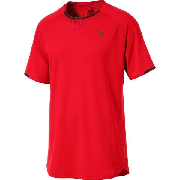 Puma Herren T-Shirt Energy Laser SS Tee
