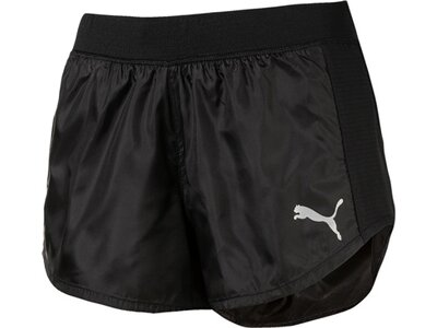 Puma Damen Shorts Spark Gym Short Schwarz