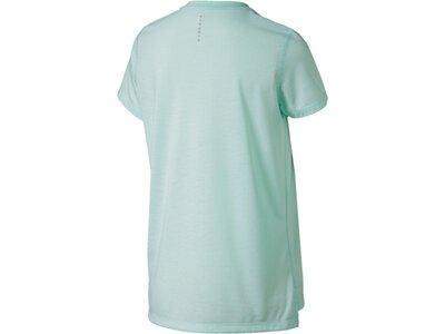 PUMA Damen T-Shirt S/S Tee W Silber