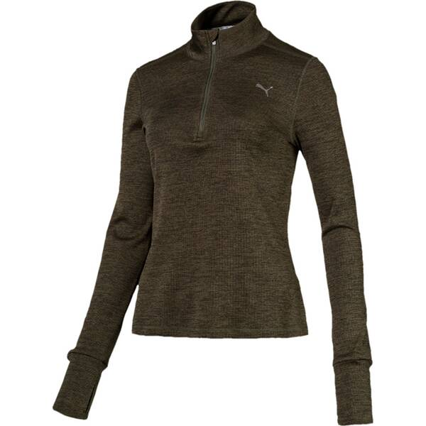 PUMA Damen Laufsport-Sweatshirt Ignite 1/2 Zip Top W