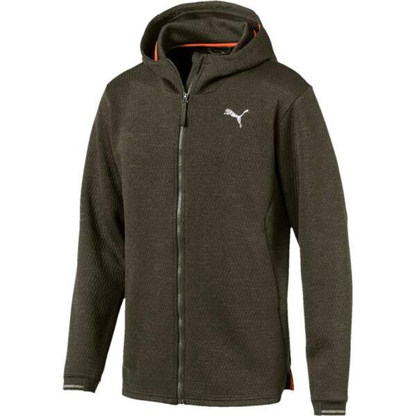PUMA Herren Sweatjacke N.R.G. Fullzip Jacket | Bekleidung > Sweatshirts & -jacken > Sweatjacken | Puma