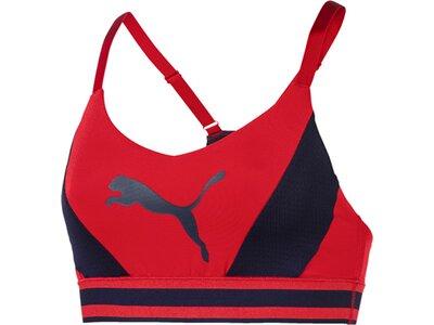 "PUMA Damen Sport-BH ""Logo Bra M"" Schwarz"