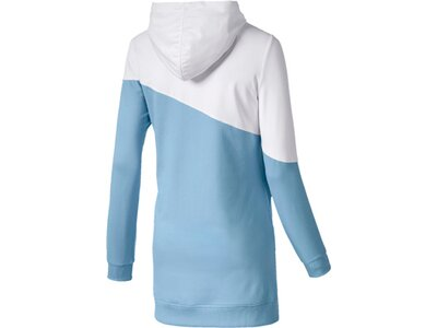 "PUMA Damen Sweatshirt ""A.C.E. Blocked Hoodie"" Weiß"