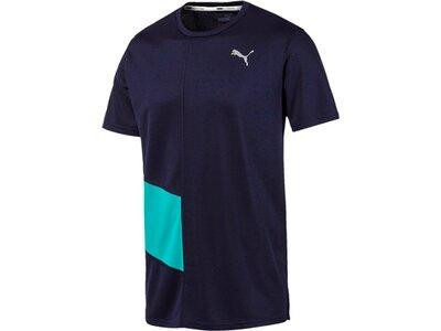 PUMA Herren T-Shirt Ignite S/S Tee Schwarz