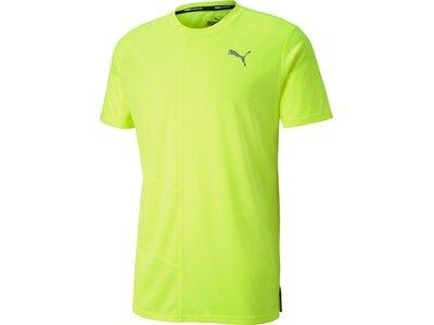 PUMA Herren T-Shirt Ignite S/S Tee Grün