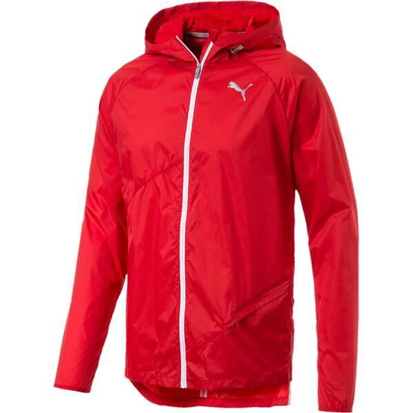 PUMA Herren Kapuzenjacke Lightweight Hooded Jacket