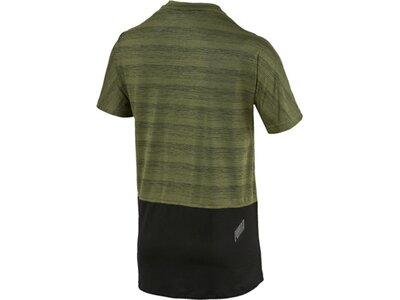 PUMA Herren T-Shirt PACE Breeze S/S Tee Grün
