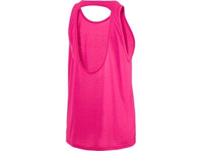 PUMA Damen T-Shirt Own ItTank Rot