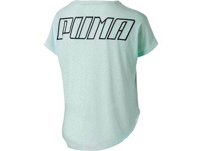 """PUMA Damen Trainingsshirt """"Bold Tee"""" Silber"""