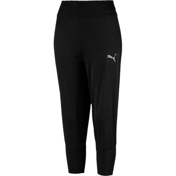 PUMA Damen Trainingshose Knockout 3/4 Pant