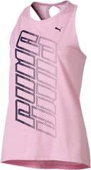 PUMA Damen T-Shirt Twist It Logo Tank