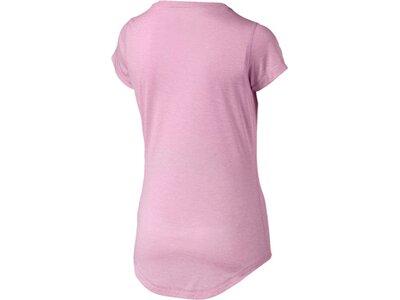 "PUMA Damen T-Shirt ""Heather Cat Tee"" Pink"