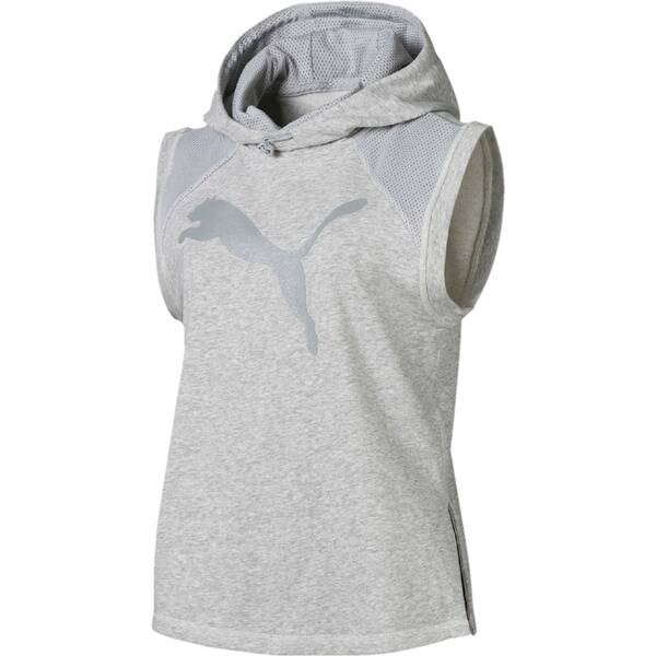 PUMA Damen Hoodie Yogini Vest