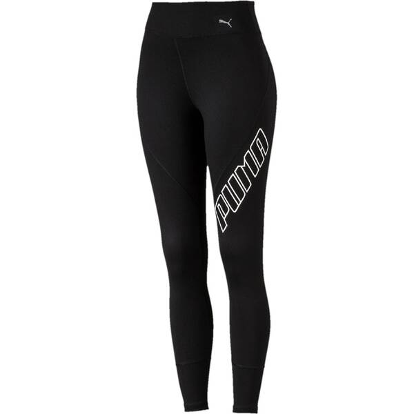 PUMA Damen 7/8 Tight Yogini Logo 7/8 Tight