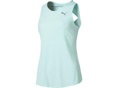 PUMA Damen T-Shirt Ignite Tank Grau