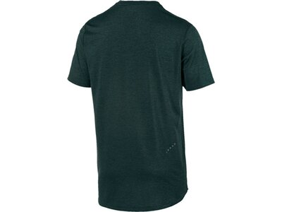 PUMA Herren T-Shirt Ignite Heather Graphic Tee Grau