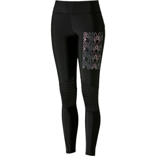 PUMA Damen Tights SHIFT Mesh Tight