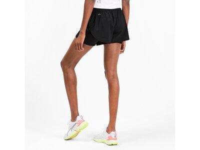 PUMA Damen Shorts Last Lap 2in1 Short Schwarz