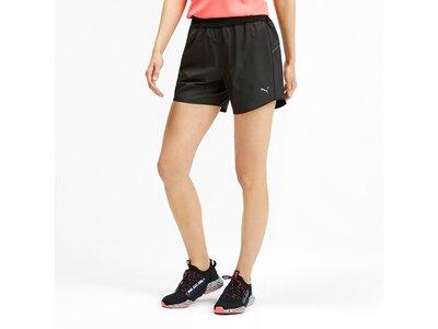 PUMA Damen Shorts Ignite 5` Short Schwarz