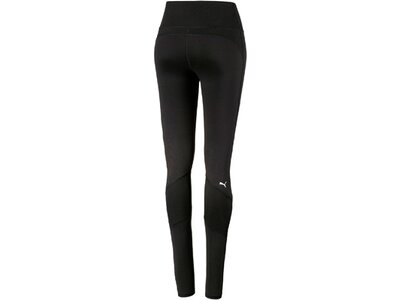 PUMA Damen Tights Studio Yogini Lux Tight Schwarz