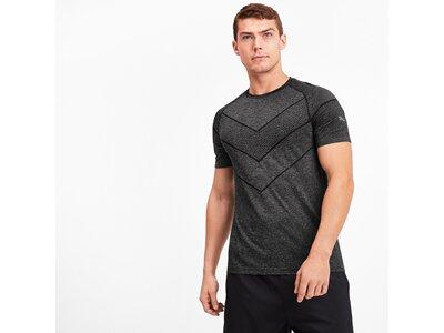PUMA Herren Shirt Reactive evoKNIT Grau