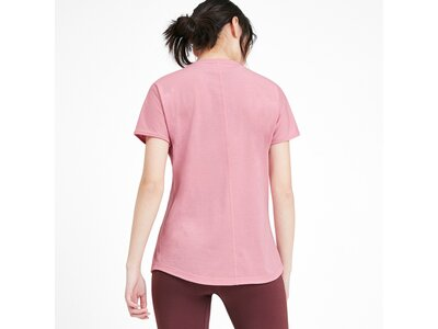 PUMA Damen T-Shirt PUMA Cat Pink