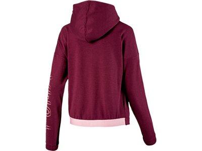 PUMA Damen Sweat-Jacke HIT Feel It Sweat Jacket Lila