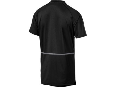 "PUMA Herren Fitness-Shirt ""Power"" Kurzarm Schwarz"