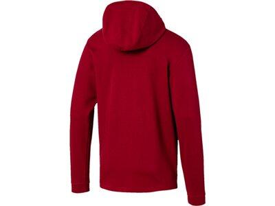 PUMA Herren Jacke Reactive FZ Jacket Rot