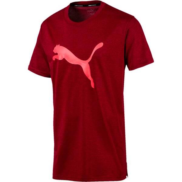PUMA Herren T-Shirt PUMA Heather Cat Tee