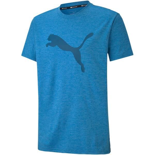 PUMA Herren T-Shirt PUMA Heather Cat