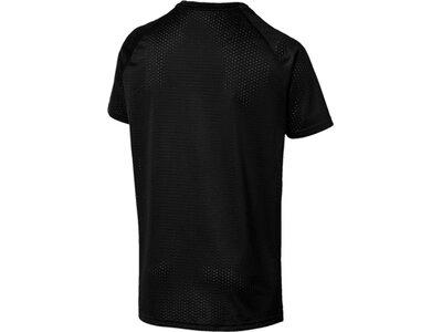 PUMA Herren T-Shirt PUMA SS Tech Tee Schwarz