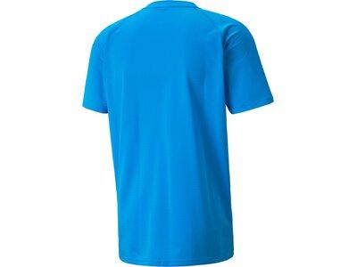 PUMA Herren T-Shirt PUMA SS Tech Tee Blau