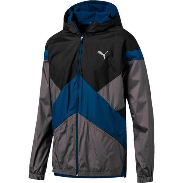 PUMA Herren Windbreaker-Jacke Reactive Reversible Jacket
