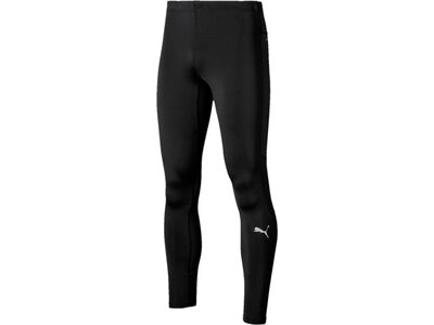 PUMA Herren Tight Ignite Long Schwarz