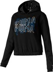 PUMA Damen Pullover Feel It Hoodie