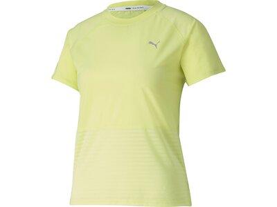 PUMA Damen Shirt Last Lap Excite Summer Braun