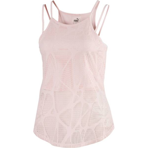 PUMA Damen Trainingsshirt Studio Lace Tank