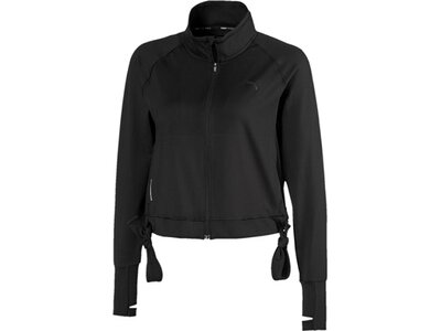 PUMA Damen Studio Adjustable Jacket Schwarz