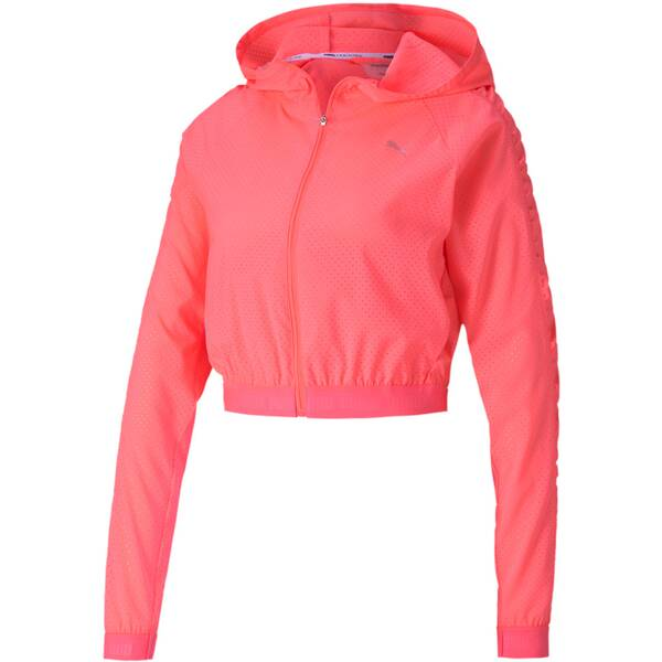 PUMA Damen Trainingsjacke Be Bold