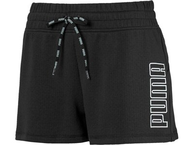 PUMA Damen Shorts Feel It Schwarz