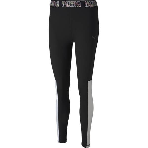 PUMA Damen Logo Elastic 7/8 Tight