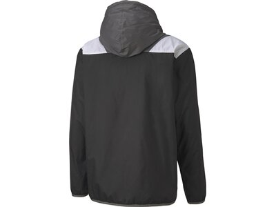 PUMA Herren Trainingsjacke Reactive Woven Grau