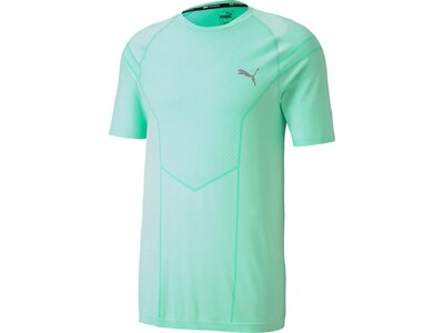 PUMA Herren Shirt Reactive evoKNIT Blau