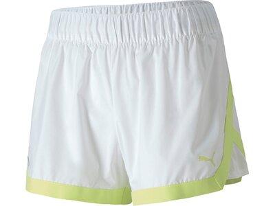 PUMA Damen Shorts Be Bold Woven Grau