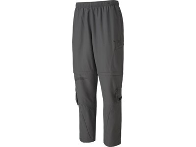 PUMA Herren Sporthose First Mile 2in1 Woven Pant Grau