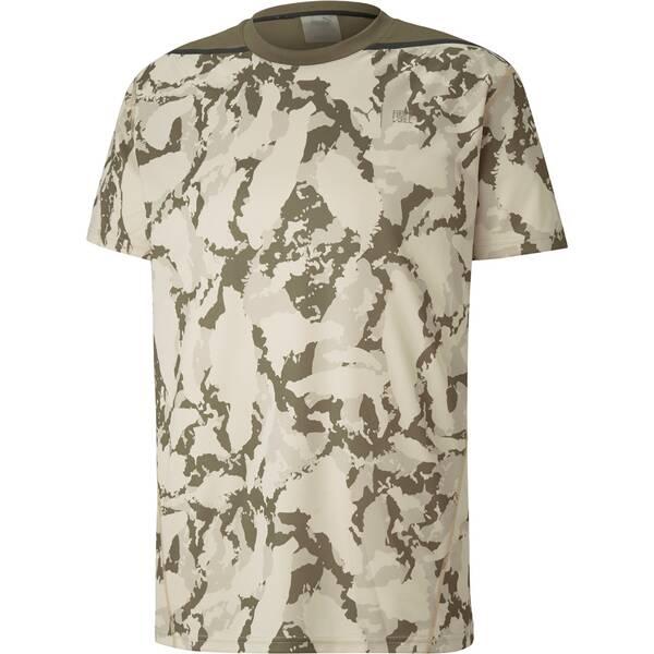 PUMA Herren Shirt First Mile Camo