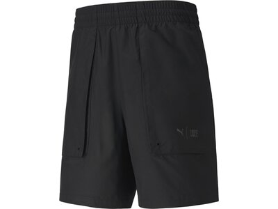 PUMA Herren Shorts First Mile Woven Schwarz